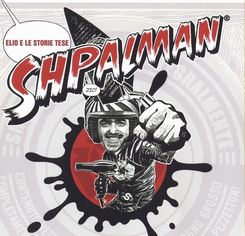 Shpalman - copertina ufficiale