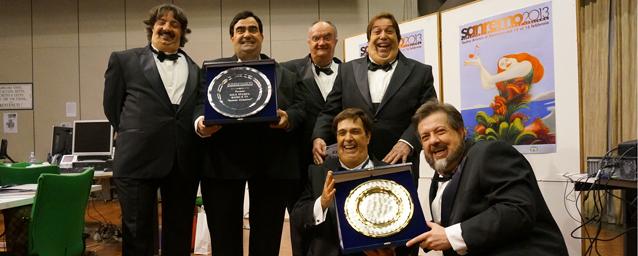 Sanremo 2013: EelST e i premi vinti
