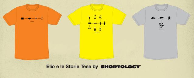 Eelst Storie Tese ShortologyLe ShirtElio T E eWDYI2EH9
