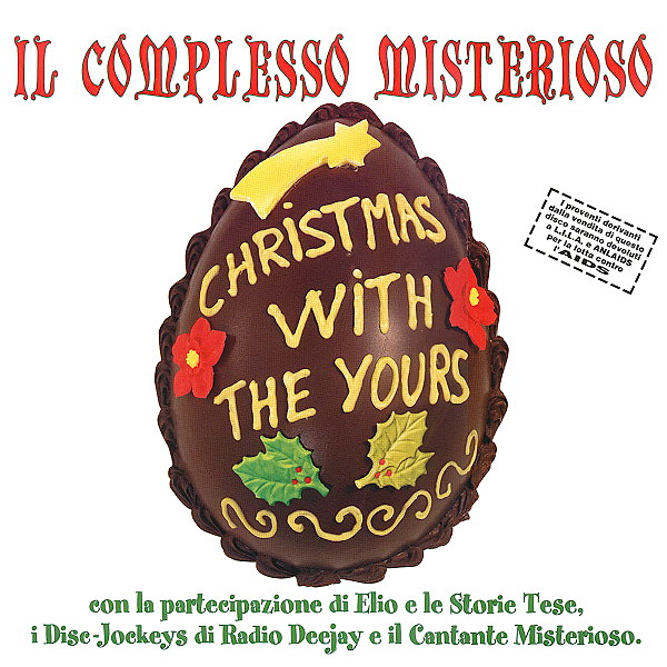 Christmas with the yours - copertina
