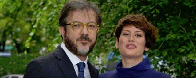 Rocco Tanica e Angela Rafanelli - RazzoLaser