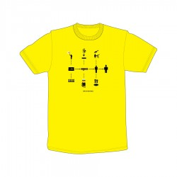 T-shirt Shortology: Elio e le Storie Tese