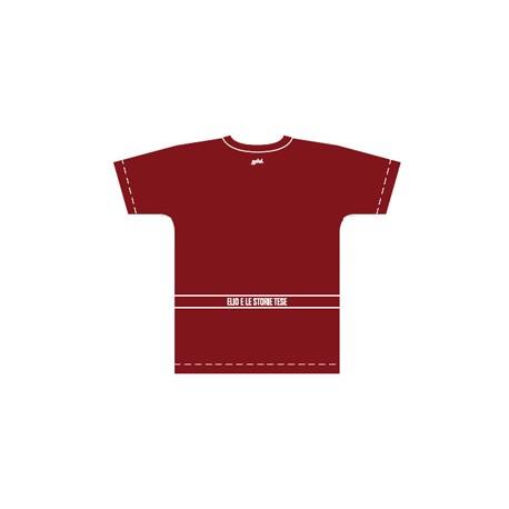 T-Shirt Piercing + Set Pin uomo