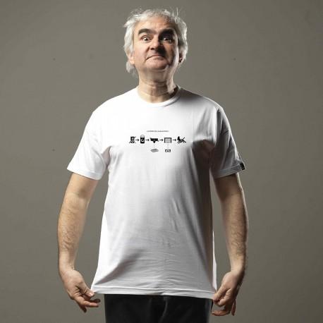 T-shirt Shortology: Il ritmo della sala prove