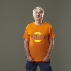 T-shirt Jantoman arancio