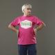 T-shirt Rocco Tanica fucsia