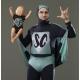 Il super-Body per bimbi Supergiovani (nero)