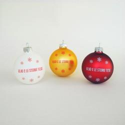 Le palle di Natale di EelST