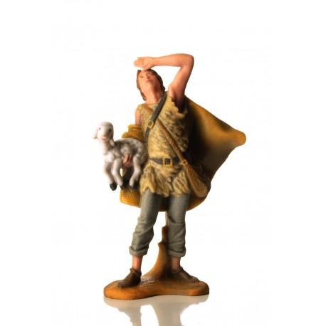 Il presepe di EelST: la statuetta di Cesareo