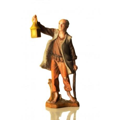 Il presepe di EelST: la statuetta di Jantoman