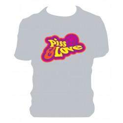 T-shirt Piss & Love