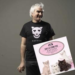 Il set Gattini - CD & T-shirt