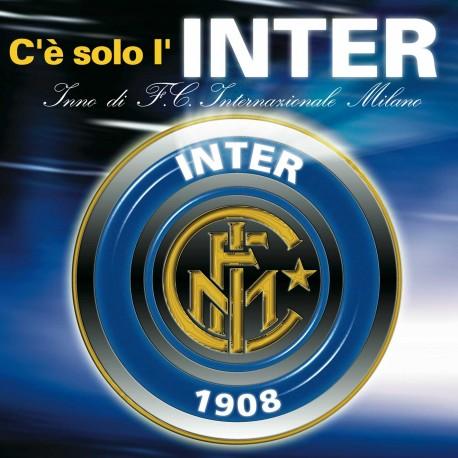 Cd Singolo C'è solo l'Inter
