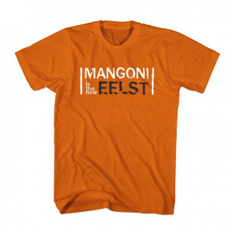 T-shirt Mangoni is the New EelST - arancione
