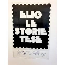 Poster EelST Molto Vintage (autografato)