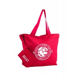 La borsa da spiaggia Orsetto (Rossa)