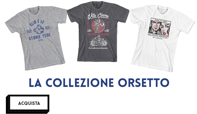 Tre nuove t-shirt e un pack speciale con il 10% di sconto
