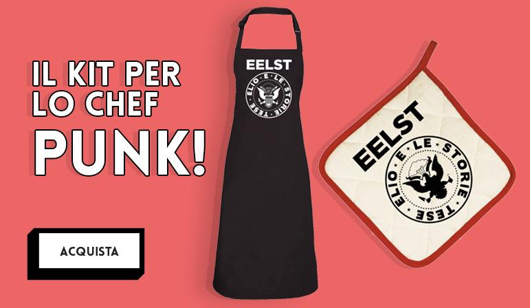 Il Kit per lo Chef Punk!