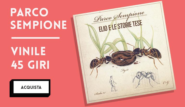 Parco Sempione - raro singolo a 45 giri